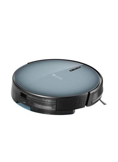 Proscenic Proscenic 830T Mop Akıllı Robot Süpürge (Proscenic Türkiye Garantili) Siyah